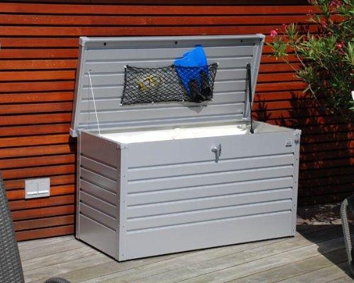 Biohort FreizeitBox, regenwasserdicht, 460L, 134x62x71cm - 2