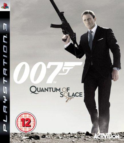 James Bond 007: Quantum Of Solace (Sony PS3) UK Import