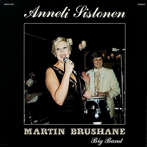 Anneli Sistonen ja Martin Brushane Big Band