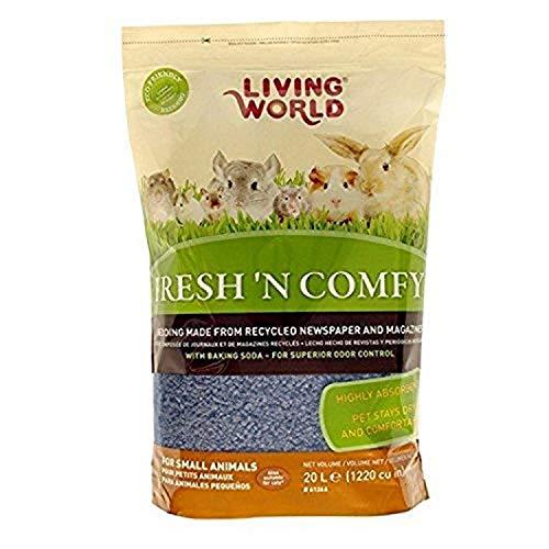 Living World Fresh'n Comfy Bedding 20-Liter, Blue