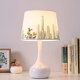 楽しさ 北欧錬鉄製のテーブルランプの寝室のベッドサイドのランプ創造的な暖かい光シンプルでモダンなリモコン調光対応LED ぜいたく