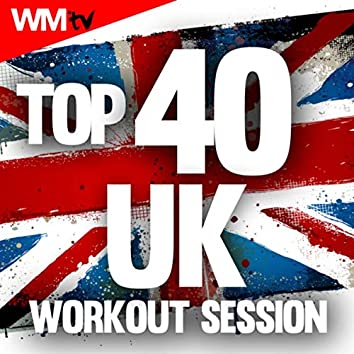Top 40 UK Workout Session (60 Minutes Non-Stop Mixed Compilation for Fitness And Workout 135 Bpm)