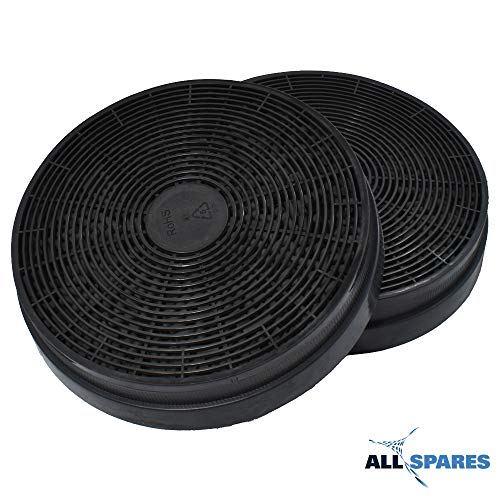 Klarstein/Respekta/KKT Kolbe/Bomann (2x / Ø175cm) MIZ 0031 / KF 561 / K606 / K111 / CF110 / DU652 filtre à charbon actif AllSpares