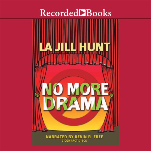 No More Drama audiobook cover art