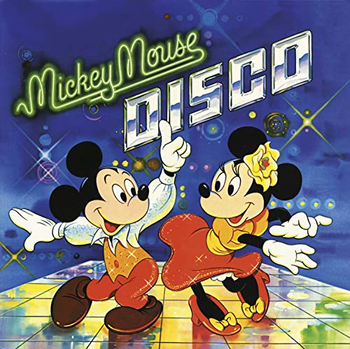 MICKEY MOUSE DISCO [LP Record]