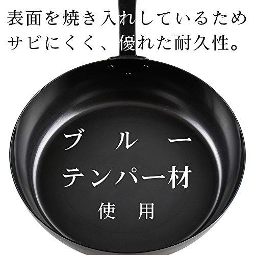 ラバーゼlabase有元葉子鉄フライパン18cm日本製燕三条LB-092