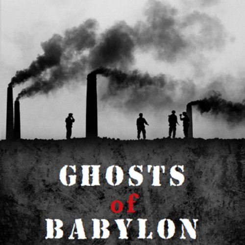 Ghosts of Babylon audiobook cover art