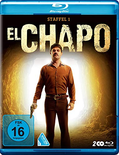El Chapo - Staffel 1 [Blu-ray]