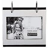 PINNACLE - Álbum de mesa con diseño de flips, capacidad para 50 - 4 x 6 impresiones