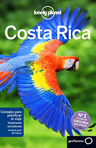 Costa Rica 7 (Guías de País Lonely Planet) [Idioma Inglés]