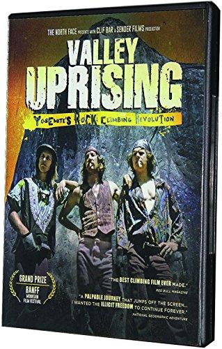 Valley Uprising - Yosemite's Rock Climbing Revolution (1 DVD)