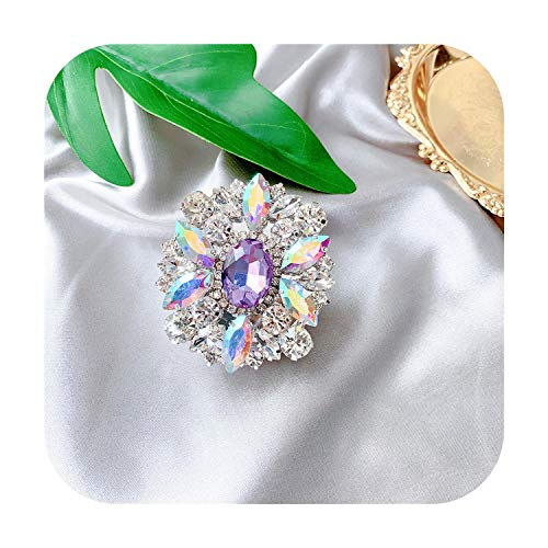 Korea Popular Big Diamond Bling - Soporte para iPhone 7 8 Plus X XS XR MAX 11 Pro