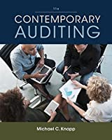 Contemporary Auditing Front Cover