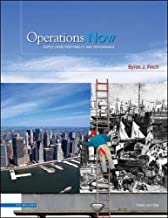 Operations Now: Supply Chain Profitability and Performance with Student DVD