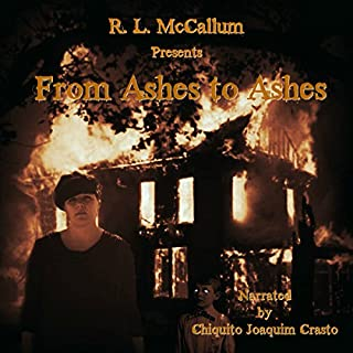 From Ashes to Ashes audiobook cover art