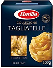 Barilla Semolina Tagliatelle Yellow Pasta, 500gm (Pack of 1)