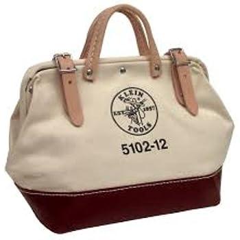 クライン ツールバッグ 14インチ ナチュラルキャンバス製 KL5102-14
