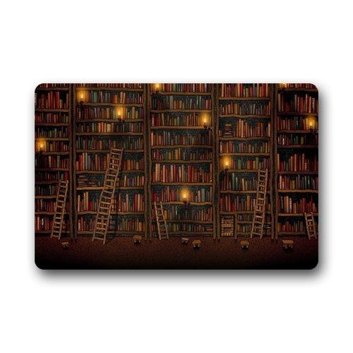 MeTime Custom Biblioteca libros estantería Felpudo