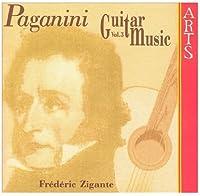 Paganini:Guitar Music Vol.3