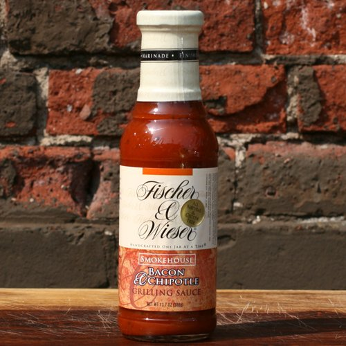 Smokehouse Bacon and Chipotle Grilling Sauce (13.7 ounce)
