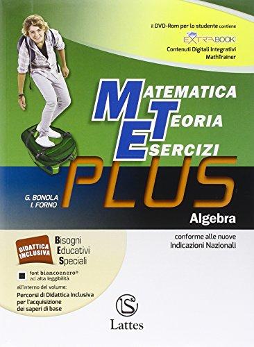 Matematica teoria esercizi. Plus. Per la Scuola media. Con DVD. Con e-book. Con espansione online. Algebra-Mi preparo per interrogazione-Quaderno competenze (Vol. 3)