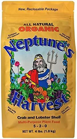 Neptune's Harvest Crab & Lobster Shell, 4 lb