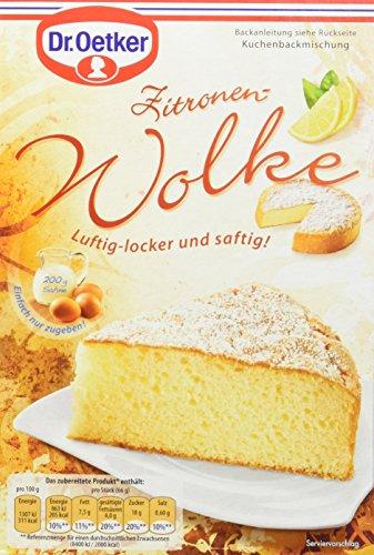 Dr. Oetker Zitronen-Wolke, 4er Pack (4 x 430 g)