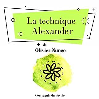 Couverture de Technique Alexander