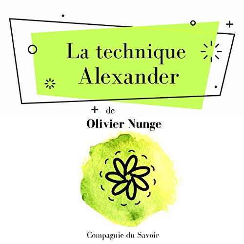 Couverture de Technique Alexander