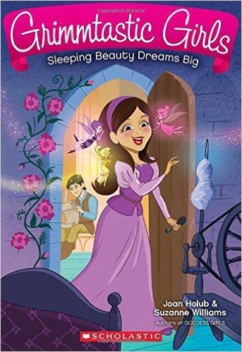 Grimmtastic Girls #5-#6 (2-book set) goldilocks breaks in sleeping beauty dreams big