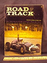 1960 60 March ROAD and TRACK Magazine, Volume 11 Number # 7 (Features: Road Test On Porsche Super 90, Daimler SP 250, Ford Anglia, & Austin Morris Mini Car)