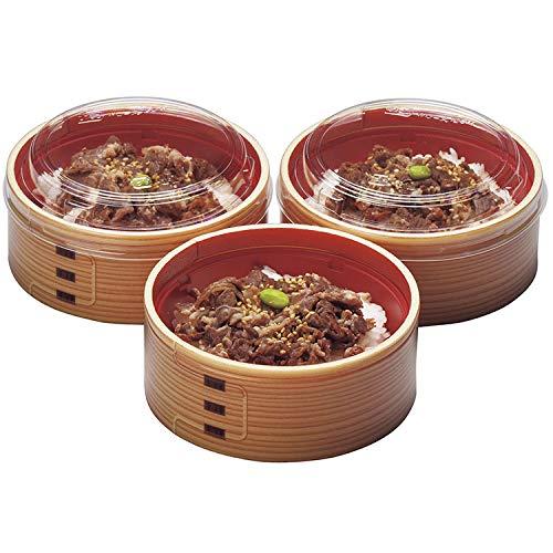 滋賀県産 近江牛 ご飯 3食 セット