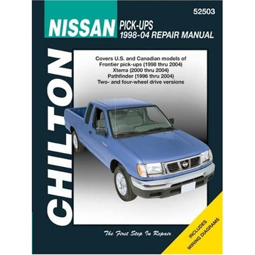 haynes repair manual nissan 2000 pathfinder