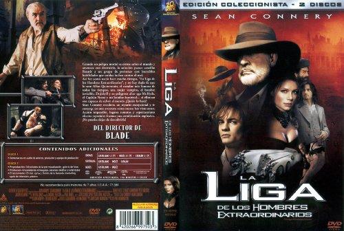 La Liga De Los Hombres Extraordinarios [DVD]