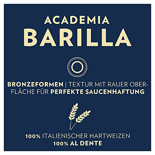 Barilla Pasta Hartweizen Academia Fusilli – 12er Pack (12x500g) - 3