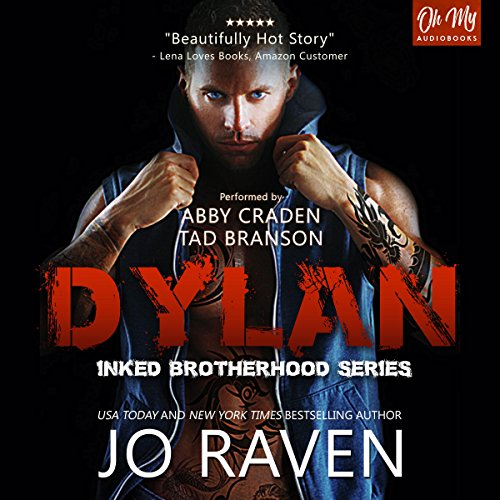 Dylan audiobook cover art