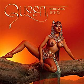 Ultimate Poster Album Cover Poster Thick Nicki Minaj: Queen Music 12x18