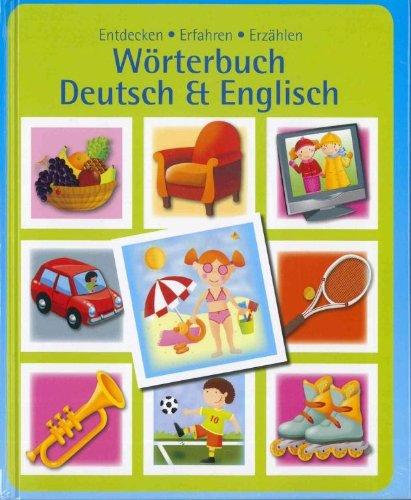 Entdecken Erfahren Erzählen, Wörterbuch Deutsch & Englisch