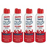 Magic Static Remover, Pack of 4 - No More Cling Static Spray, Eliminates Static Cling, Anti-Static Spray for Clothes, Furniture & Car - Static Free Spray, Controls Pet Hair (6 oz.)