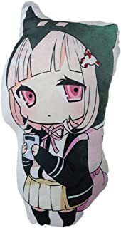 TUCOCOS Anime Plushies Danganronpa NanamiChiaki Komaeda Nagito Figure Pillow Plush Doll Toys Stuffed Anime Figure Characters Throw Pillow