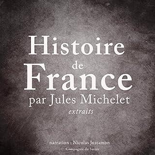 Couverture de Histoire de France : Sélection d'extraits