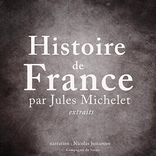 Couverture de Histoire de France. Sélection d'extraits