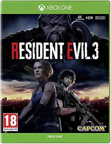 Resident Evil 3 Remake...