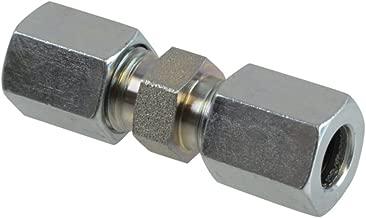 ICT Billet Power Steering Hose Compression Coupler for LS Swap Custom Hose 551856