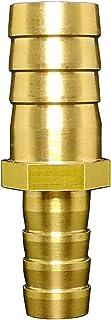 Lnanqing-slangverbinder, messing 4-19 mm, slang, barbell Hosetail, rechte reductievermindering, adapter, overdracht, messi...