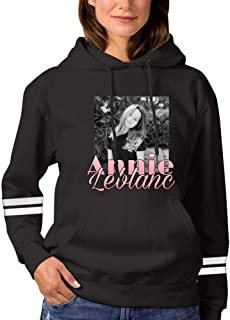 Fashion Brat_Annie Hoodies for Women Sweatshirts Girls Hoodie with Pockets Hooded Cotton Hoody