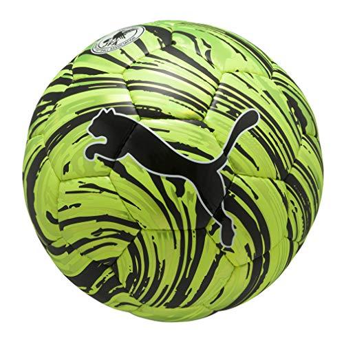 [プーマ] サッカーボール 4号 検定球 プーマショックボールSC 手縫い 083613-02 4G 02YEBK 4号