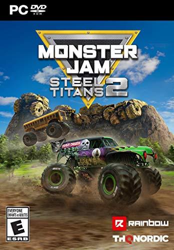 Monster Jam Steel Titans 2 Standard - PC [Online Game Code]