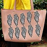 10 Uds.Pegatina de ala para ropa dorado/plateado conveniente respetuoso con el medio ambiente para ocultar manchas dañadas o rasgadas en la ropa(Silver)