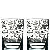 Greenline Goods Whiskygläser – 284 ml Tumbler